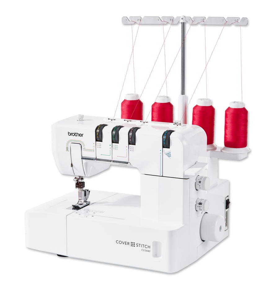 NEW! Brother Cover Stitch CV3440