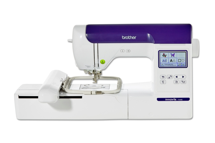 Brother Innov-is F440E Embroidery Machine <B><FONT COLOR=&quot;#FF000