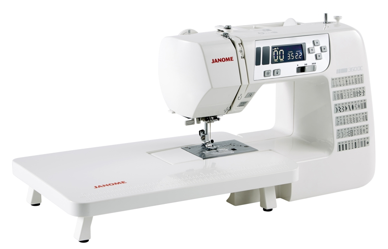 !NEW - Janome 360DC