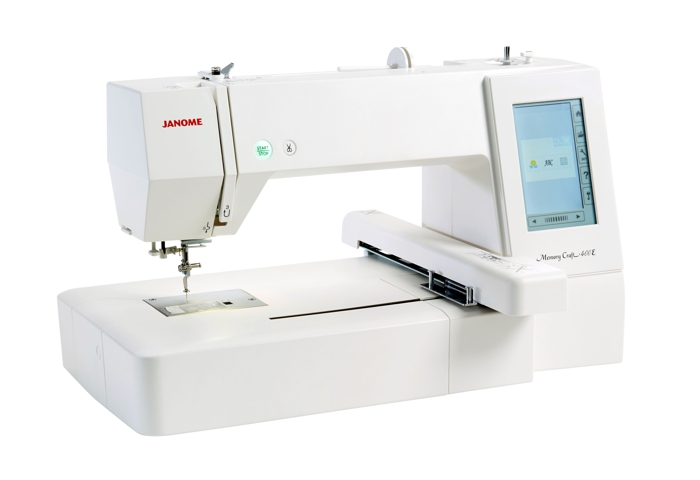 (Special Purchase) Janome Memory Craft 400E