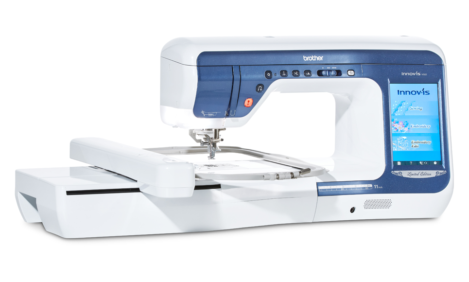 NEW! Brother Innov-is V5LE - Sewing, Quilting & Embroidery