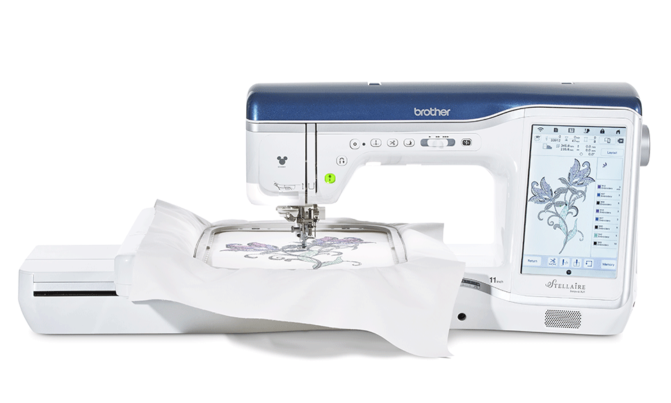 NEW! Brother Stelliaire XJ1 - Sewing, Quilting, Embroidery
