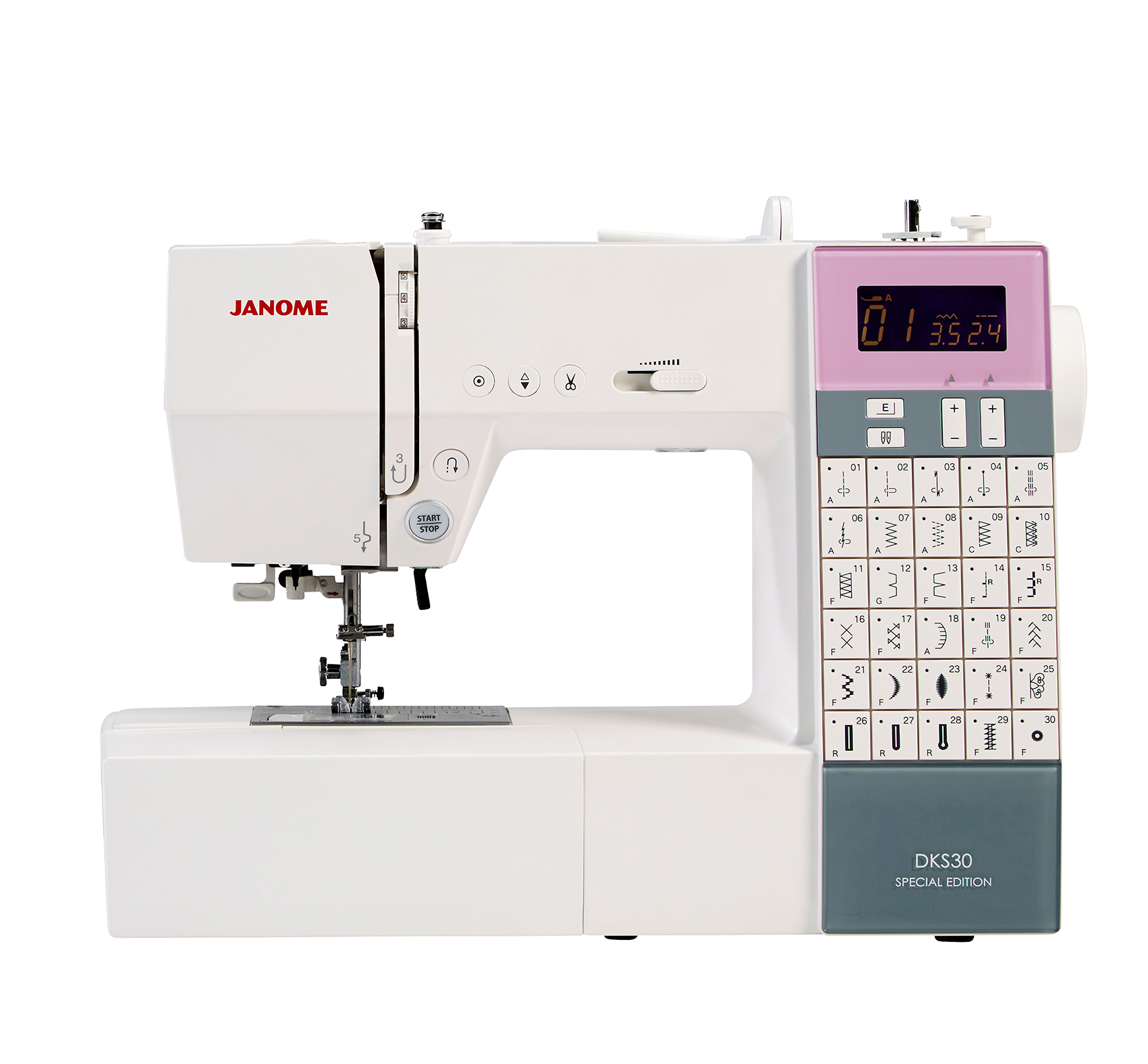 Janome DKS30 Special Edition