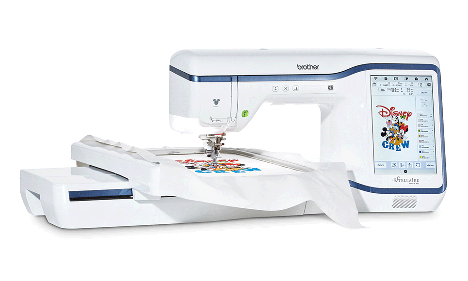 NEW! Brother Stelliaire XE1 - Embroidery Machine